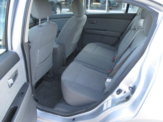 2009 Nissan Sentra 2.0 S FE+