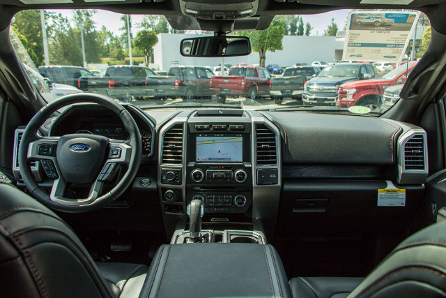 2019 Ford F-150 Platinum
