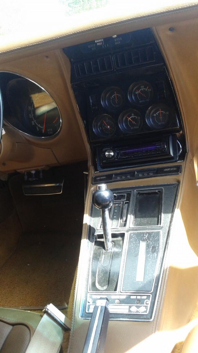 1971 Chevrolet Corvette Stingray
