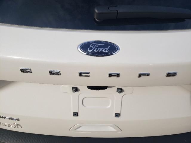 2020 Ford Escape Titanium Star White 2 0l Ecoboost Engine