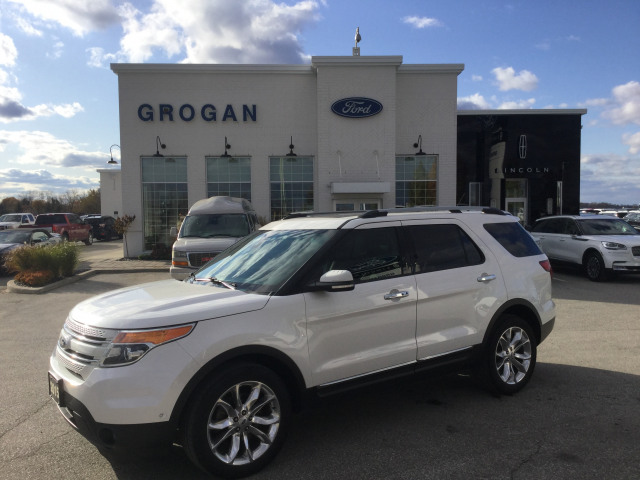 2015 Ford Explorer Limited AWD