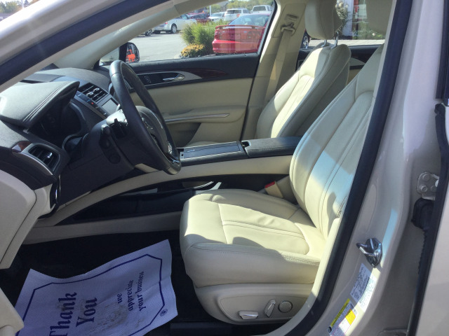 2014 Lincoln MKZ Reserve AWD