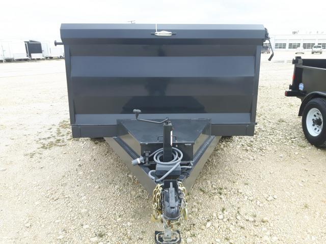 2020 Precision 6X12 DUMP BOX 9900 GVWR