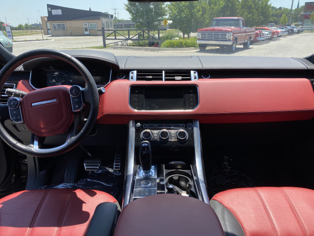 2016 Land Rover Range Rover Sport Autobiography AWD