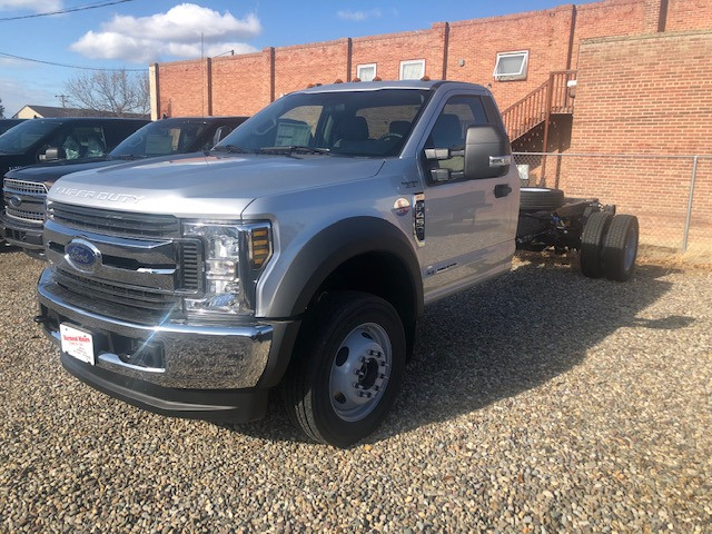 2019 Ford Chassis Cab F-450 XLT