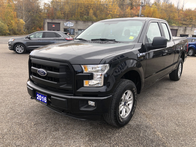 2016 Ford F-150 XL w/SPORT APPEARANCE PKG AND POWER EQUIPMENT GROUP