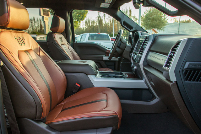 2019 Ford SuperDuty F-250 King Ranch®