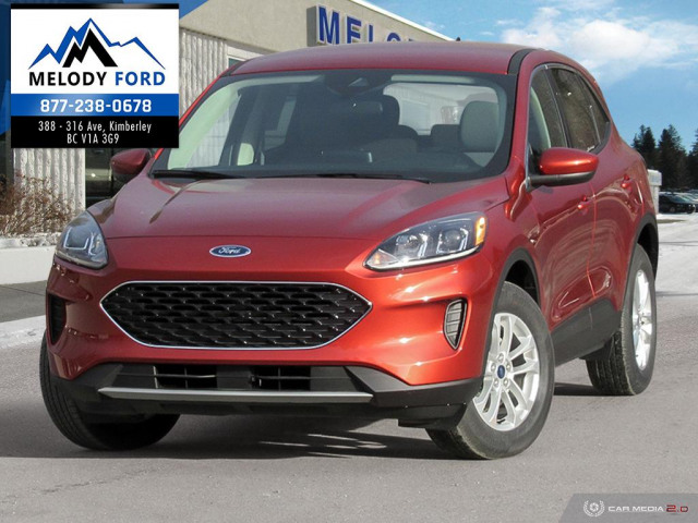 2020 Ford Escape SE