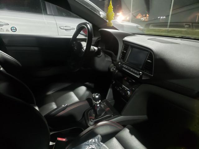 2018 Hyundai Elantra Sport Tech