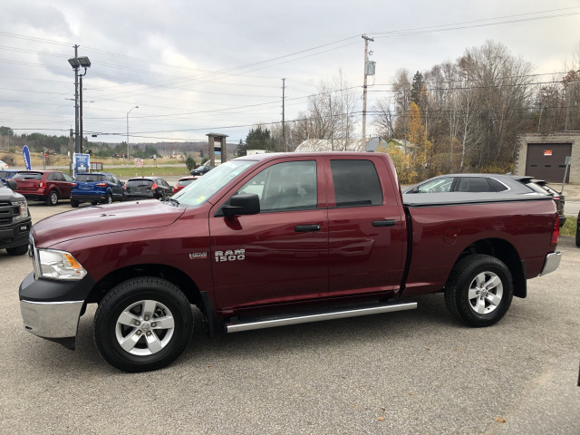2018 RAM 1500 TRADESMAN  BLACK FRIDAY DEAL $32325