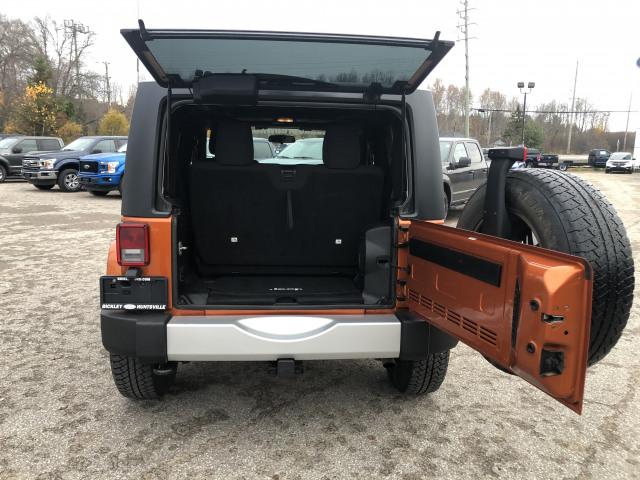 2011 Jeep Wrangler SAHARA w/HEATED SEATS, AIR CONDITIONING, UPGRADED WHEELS!!!