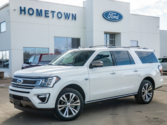 2020 Ford Expedition King Ranch® MAX
