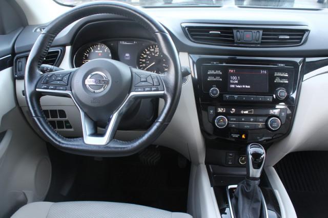 2017 Nissan Qashqai SV
