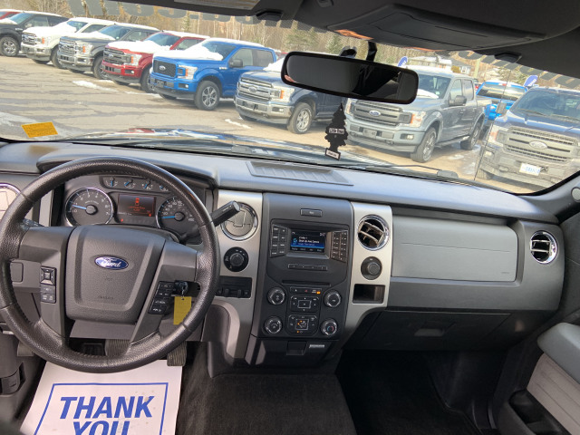 2014 Ford F-150 XLT w/5.0L V8, TOW PKG, POWER SEATS AND PEDALS, XTR APPEARANCE