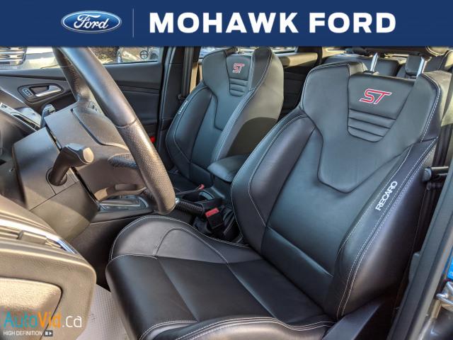 2018 Ford Focus ST Base