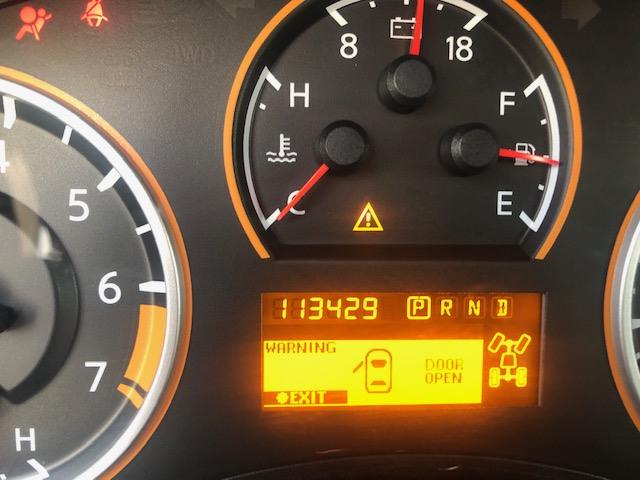 2012 NISSAN TITAN 4WD PRO-X4