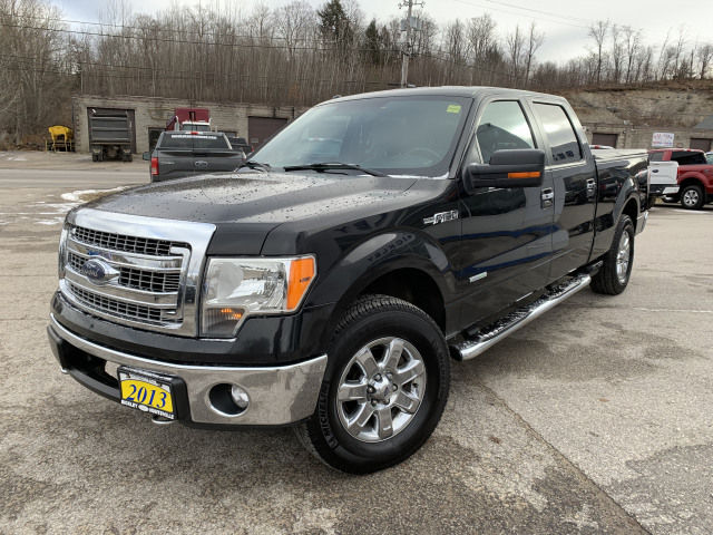 2013 Ford F-150 XLT w/3.5 ECOBOOST, XTR APPEARANCE, TAILGATE STEP, ONE OWNER!!!