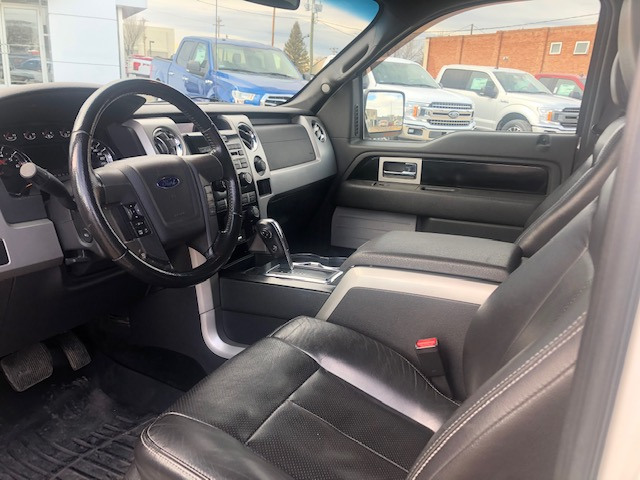 2012 FORD F150 LARIAT 4WD