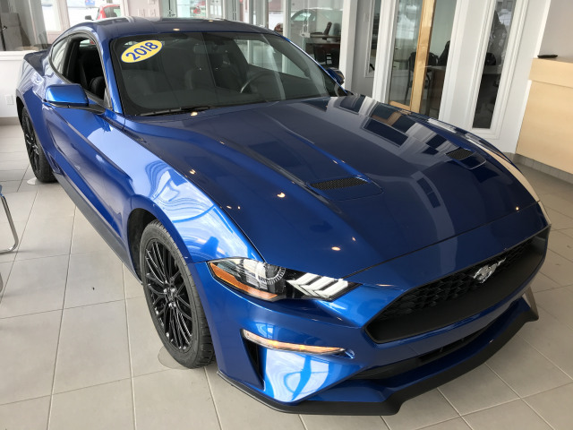 2018 Ford Mustang EcoBoost