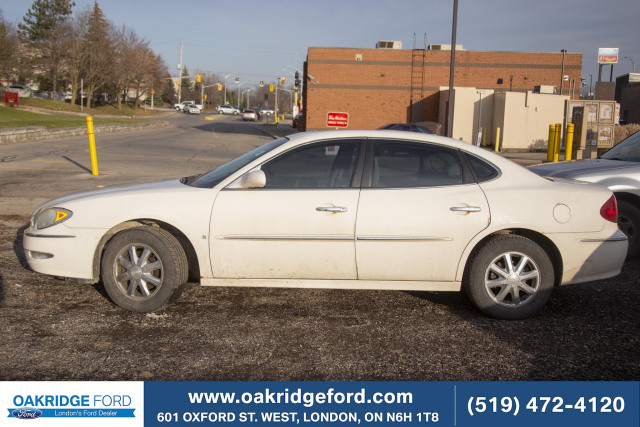 2006 Buick Allure CXL