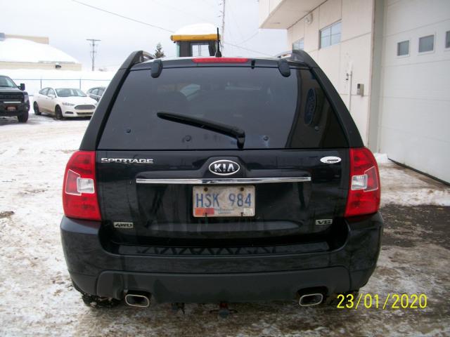 2010 Kia Sportage LX