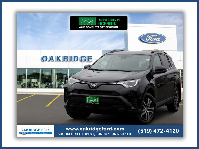 2017 Toyota RAV4 LE HEATED SEATS BACKUP REMOTE KEYLESS ENTRY