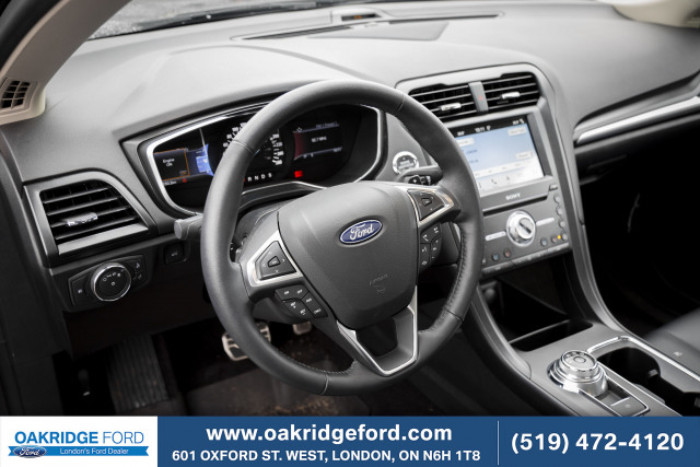2017 Ford Fusion NAV MOONROOF HEATED/COOLED SEATS