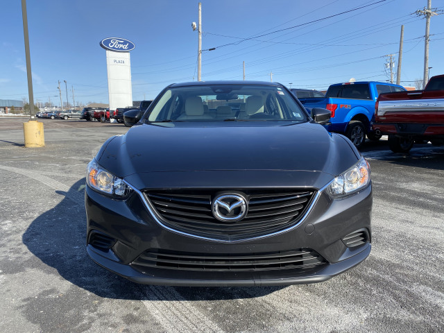 2017 Mazda Mazda6 GS