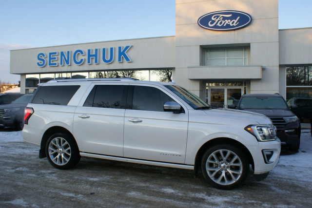2018 Ford Expedition MAX Platinum