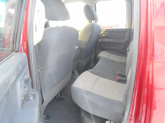 2010 Dodge Ram 1500 4WD Quad Cab 6.4 Ft Box SLT