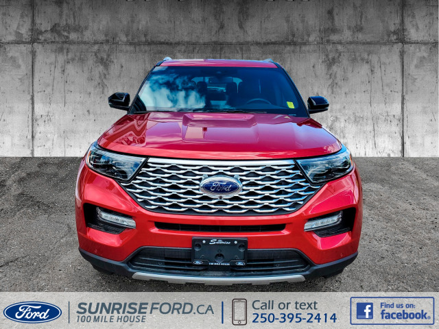 2020 Ford Explorer Platinum