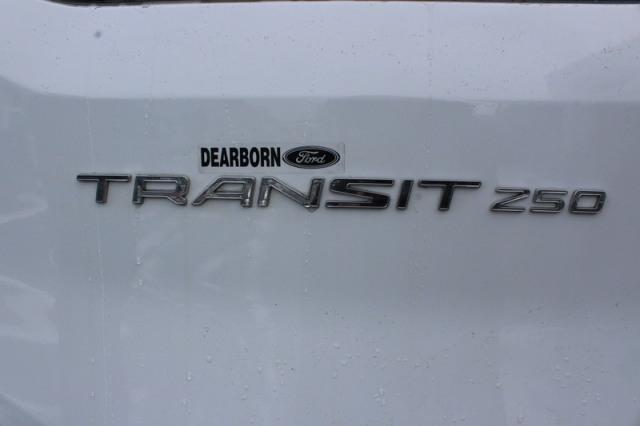 2015 FORD TRANSIT VAN T-250