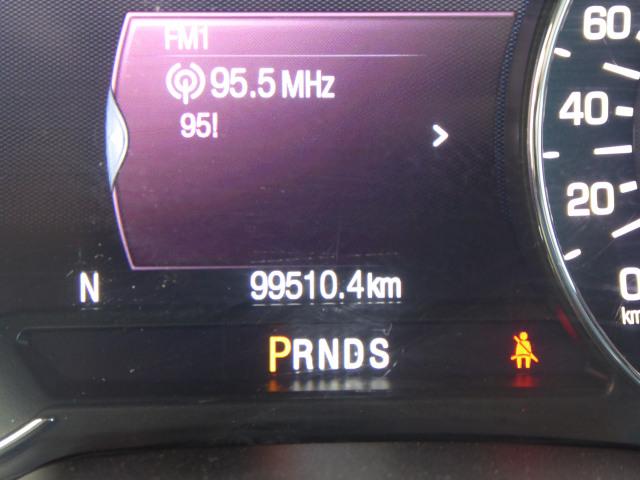 2015 Lincoln MKC Base AWD w/ 2.0L Turbo Engine