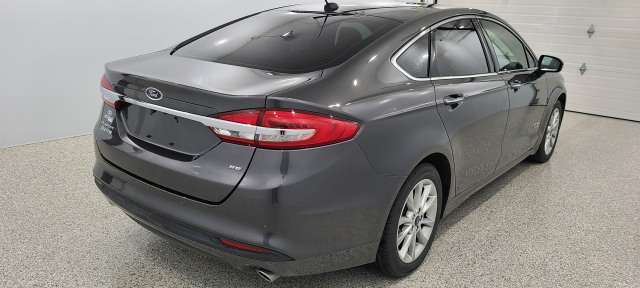 2018 Ford Fusion Energi SE Luxury