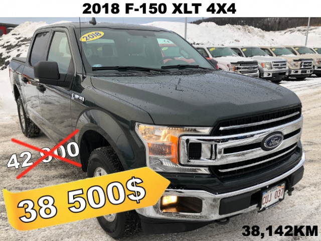 2018 Ford F-150 SUPERCREW-145