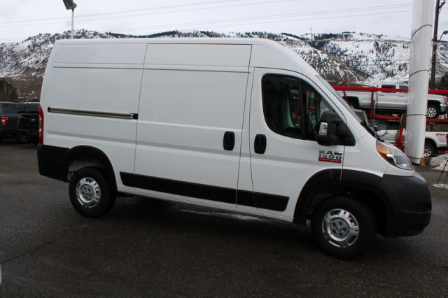 2019 RAM ProMaster 1500 136 WB High Roof Cargo
