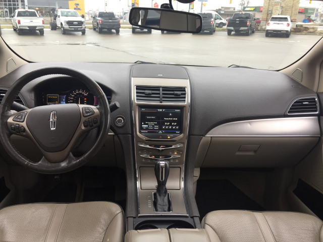 2011 Lincoln MKX Reserve