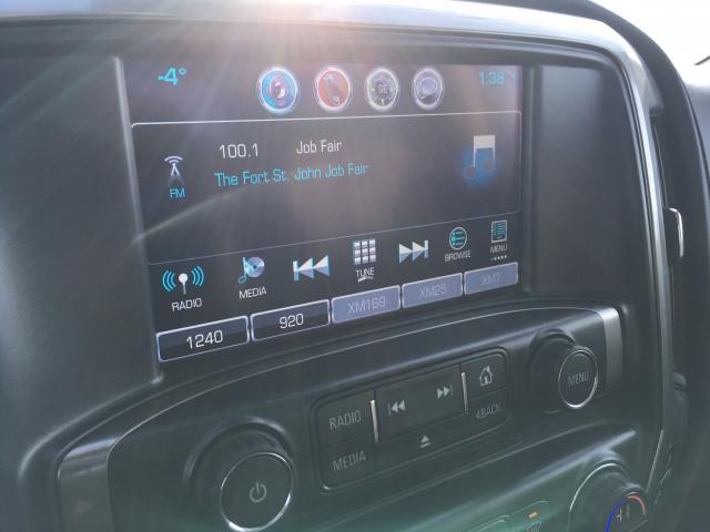 2018 Chevrolet Silverado 3500HD LTZ