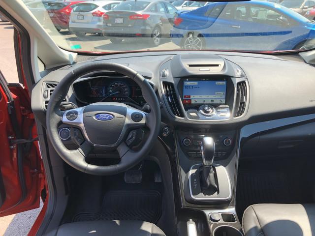 2018 Ford C-Max Hybride Titanium