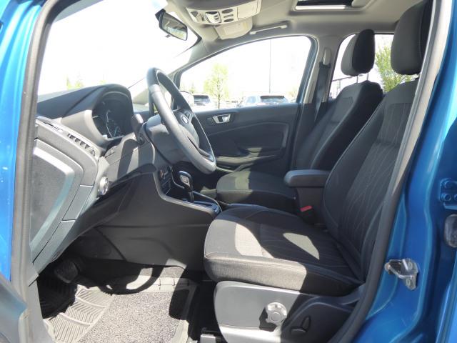 2018 Ford EcoSport SE 4WD w/ 2.0L Engine