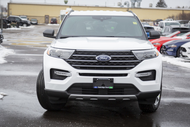 2020 Ford Explorer XLT