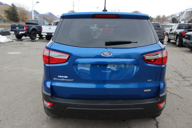 2018 Ford EcoSport FWD SE