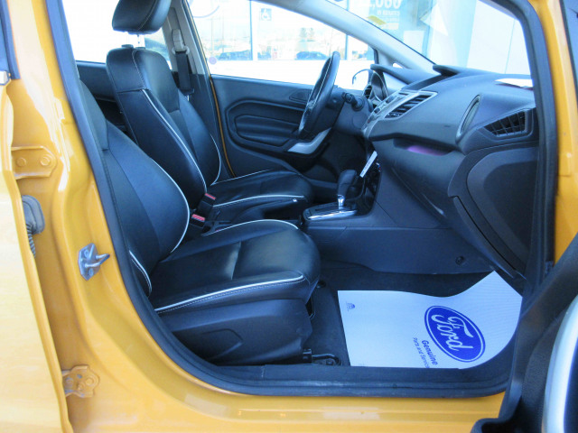2011 Ford Fiesta Hatchback SES
