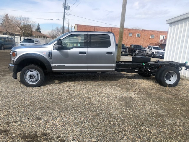 2020 Ford Chassis Cab F-450 XLT