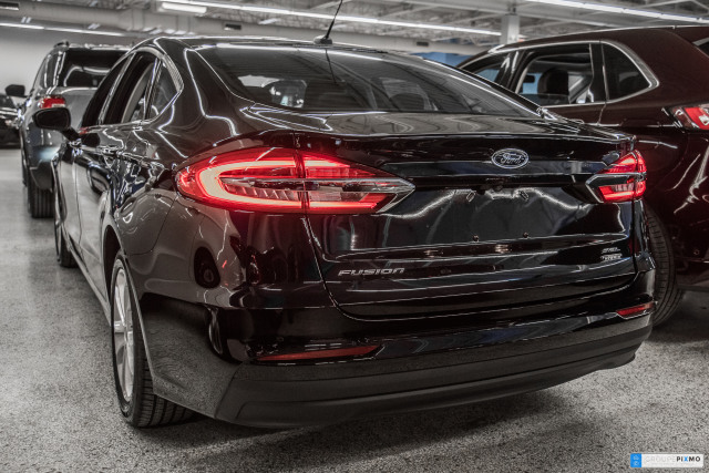 2020 Ford Fusion Hybride rechargeable SEL