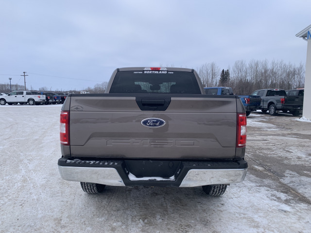 2018 Ford F-150 .