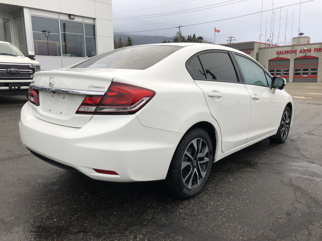 2015 Honda CIVIC SEDAN EX