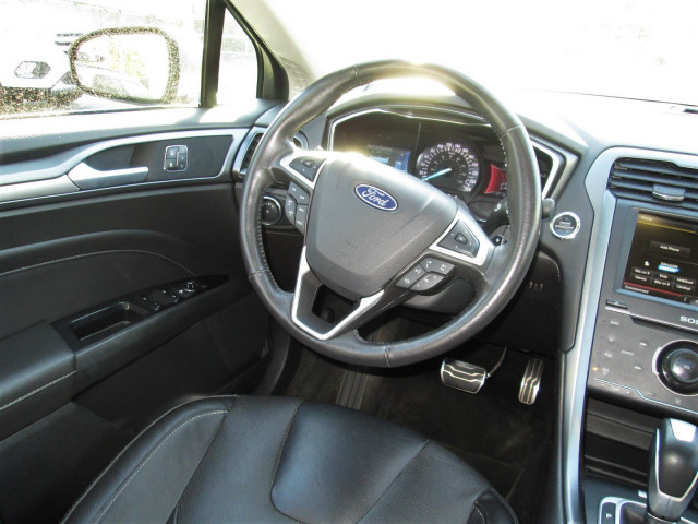 2013 Ford FUSION TITANIUM
