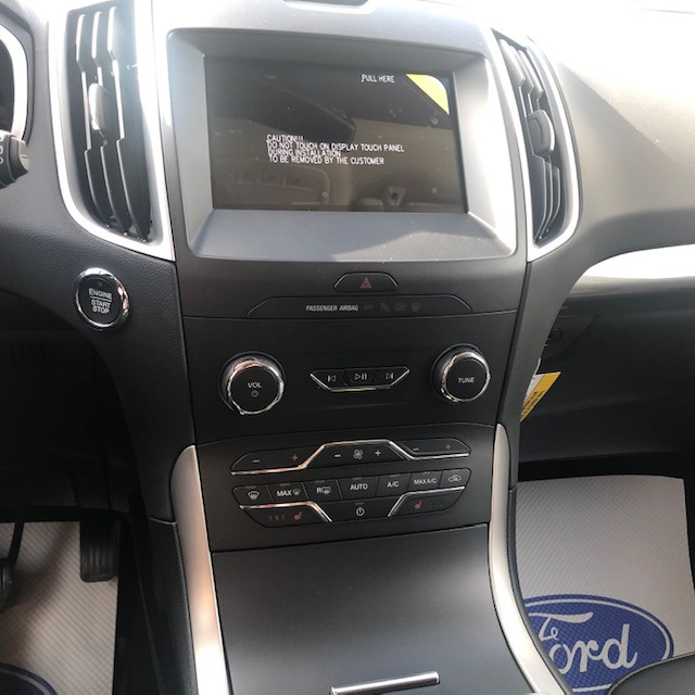 2020 Ford Edge SEL Atlas Blue, Twin-Scroll 2.0L EcoBoost ...