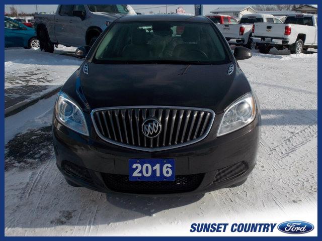 2016 Buick Verano Base